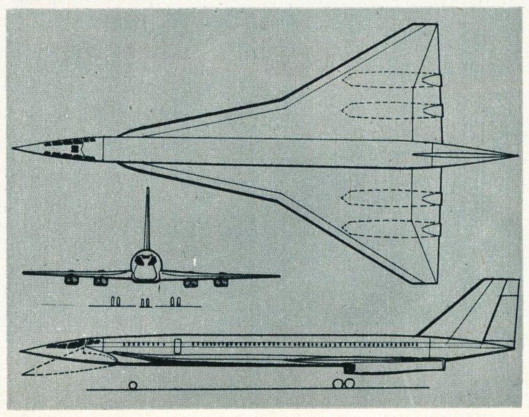 LOCKHEED CL-823