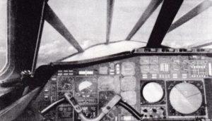 Visière en vol, Concorde
