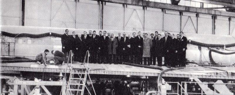 Concorde, attachés de presse