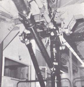 Concorde, train