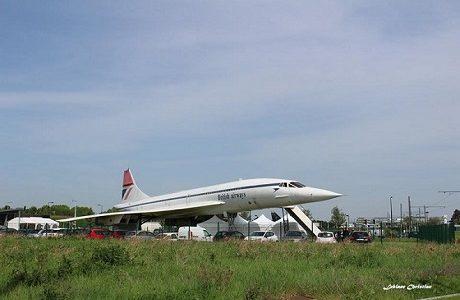 Concorde, Musée Delta, F-WTSA, SA