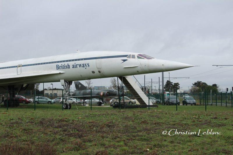 Musée Delta, Athis-Mons, Concorde, SA, F-WTSA