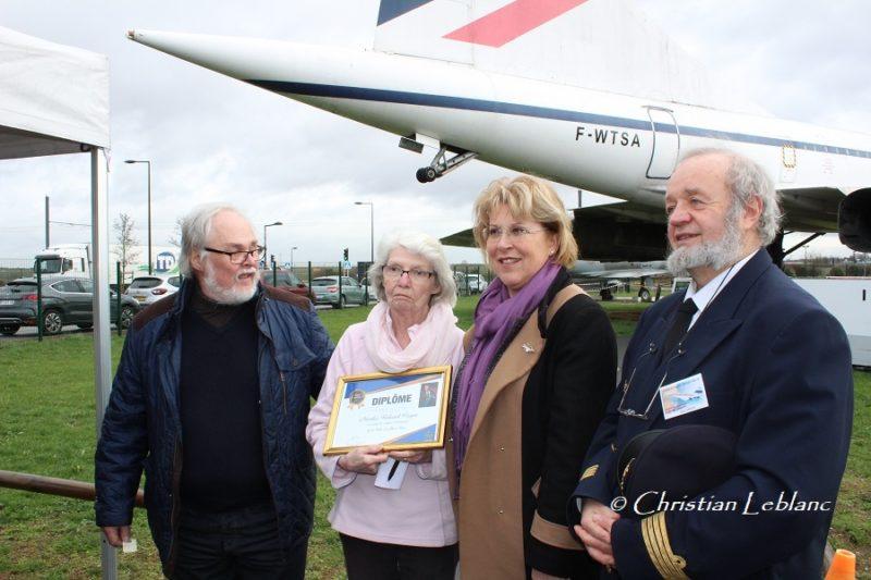 Musée Delta, Athis-Mons, Concorde, SA, F-WTSA, 50 ème anniversaire du 1er vol du Concorde