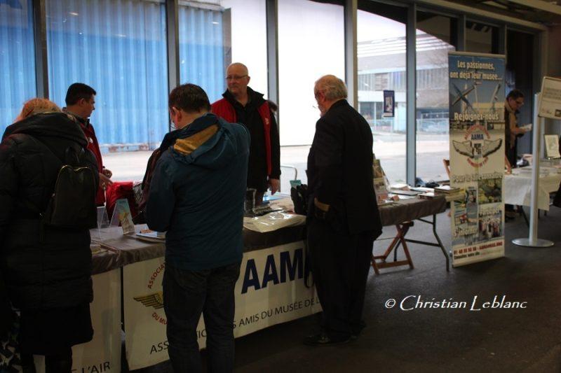 Musée de l'Air et de l'Espace au Bourget, MAE, 50 ème anniversaire du 1er vol du Concorde, Commandant de bord, Jacky Ramon, l'AAMA